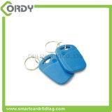 マンゴのABS 125kHz TK4100 EM4305 T5577ホテルのアクセス制御keyfob