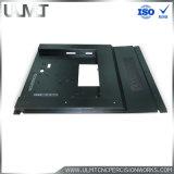 TV Soporte Shell Sheet Metal Fabrication de perforación Die Casting de acero inoxidable