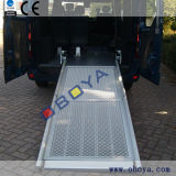 Auto Accessory Electric Ramp voor Motorhome, MPV, Van, SUV voor Wheelchair, ISO16949