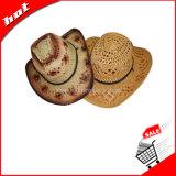 Chapéu de vaqueiro, chapéu de palha, chapéu de papel, chapéu do homem, chapéu da mulher