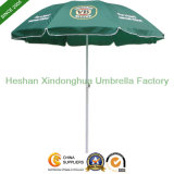 Beach promotionnel Umbrella avec Custom Logo, Advertizing Sun Umbrella (BU-0048W)