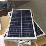 格子システムのための良質そして優秀な出現の30W太陽電池パネル