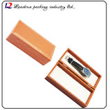 Cadre de mémoire en cuir de luxe d'étalage d'emballage de montre (Sy034)