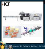 Máquina automática de embalagem de encolhimento de calor de alimentação superior de filme automático
