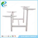 電気高さの調節可能なオフィス用家具4の足の現代オフィスは立てる机(JN-SD540)を