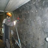 Beton en Rrefractory Anchorage