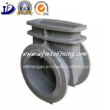Pièces de pompe de turbine de moulage au sable de fer de moulage avec l'usinage