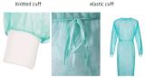 Medizinisches nichtgewebtes Lokalisierungs-Wegwerfkleid