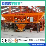 Qt4-15c Machine van de Productie van de Baksteen van de Vliegas de Concrete Auto
