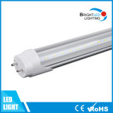 Tube Asiatique du Chinois T8 LED D'intense Luminosité de la CE D'UL RoHS