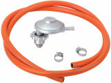 SA Low Pressure Gas Regulator met Hose (SAL3G38U28)