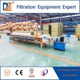 Klärschlamm-entwässerngeräten-Membranen-Filterpresse