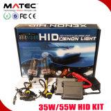 隠されたヘッドライトの変換キットのキセノン55W 35W H1 H3 H7 H11 9005 9006