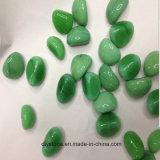 De groene Kiezelsteen Van uitstekende kwaliteit van de Kiezelsteen Cerammic