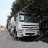 コンクリートミキサー車のトラックのためのSinotruk HOWO 10m3の具体的なミキサーのトラック