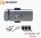 Bloqueo de Electrionc con clave mecánico y bloqueo sin hilos (LY15CR2-ST)