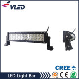72W 4X4 LED-Auto-Licht, Gekrümmte LED Light Bar off Road, Auto LED Lichterbogen Bent