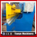 Machine à cintrer en acier de feuillard de couleur