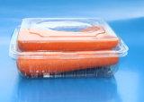 プラスチック食品包装ボックス果物と野菜包装ボックス1000gram