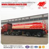 Semi Aanhangwagen van de Tanker van het Zwavelzuur van de Prijs van de Levering van de fabriek de Goedkope