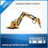 Mounted idraulico Rock Jack Breaker per Excavators Parte