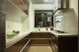 Pierre de quartz de partie supérieure du comptoir de cuisine du Zircon Kf-104