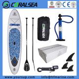 """De Surfplanken van de Autoped van de Steek van de Daling van pvc van China (camo10'6 """")"""