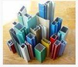 製造業のプラスチックプロフィールのための高品質のプラスチック突き出る機械装置
