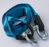 Facteur de courroie de bride de sangle de courroie d'élingue de levage de sangle de polyester (ceinture de sécurité)