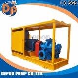 산업 양쪽 흡입 펌프 수평한 균열 케이스 펌프