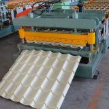 Neuer Typ 1100 Farben-Stahljobstep-Fliese, die Maschine für Afrika herstellt