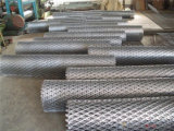 Расширенная сетка металла поднято или Flatted
