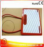 330*230*1.5mm Verwarmer van de Printer van het Silicone 3D 24V 240W