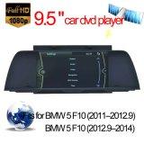 BMW 5シリーズF10 GPS Navigatiorのためのダッシュ車DVD