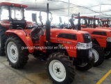 아프리카에 있는 50HP 4wheels Farm Tractor Sh Brand Tractor Hot Sale