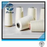 L'estremità aperta ha mescolato il filo di cotone riciclato/filo di cotone di lavoro a maglia colorato