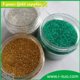 China Supplier Shimmering Flash Glitter Powder für Plastic