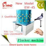 Machine 2014 approuvée de plumeur de cailles du plus nouveau modèle de la CE (NCH45)