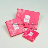 Caixa de presente cosmética de papel dura encantadora de Jy-GB14 Storge
