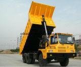 2016年にアルジェリアの市場の熱い販売のためのShacman 70ton CFRのダンプ