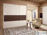 Шкаф шкафов самомоднейшей французской домашней мебели гостиницы спальни деревянный
