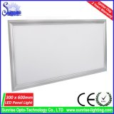 85lm/W 24W 300X600mm quadratische LED Panel-Lampe/Licht