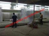 Будочка брызга покрытия порошка с высокотемпературным оборудованием выпечки