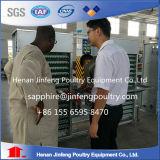 中国の卵のBrokeningのより低いレートの専門の卵のコレクションシステム