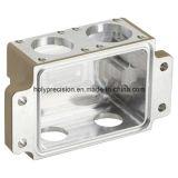 CNC Aluminium dat Deel, Aluminium 6061 7075 5052 6063 machinaal bewerkt