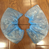 Tampa de borracha redonda plástica descartável da sapata que faz a máquina