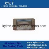 Peças de máquinas de injeção de fundição sob pressão de metal Zinc / Zamak