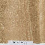 Películas Hydrographic do teste padrão de mármore branco da veia do ouro da largura de Yingcai 1m
