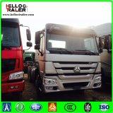 HOWO 6X4 30ton que carrega caminhões resistentes do trator para Djibouti