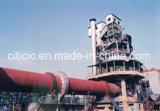 Roterende Oven in de Lopende band van het Cement